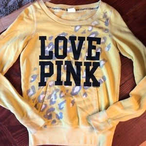 Victoria Secret cheetah Long Sleeve